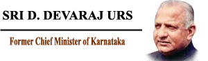 Sri D Devaraj Urs